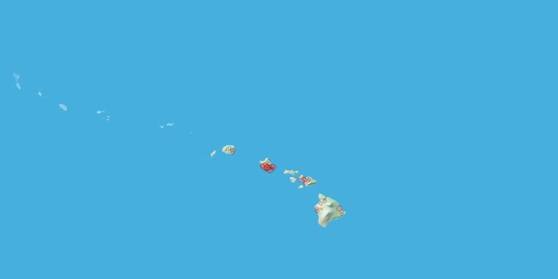Honolulu Populație
