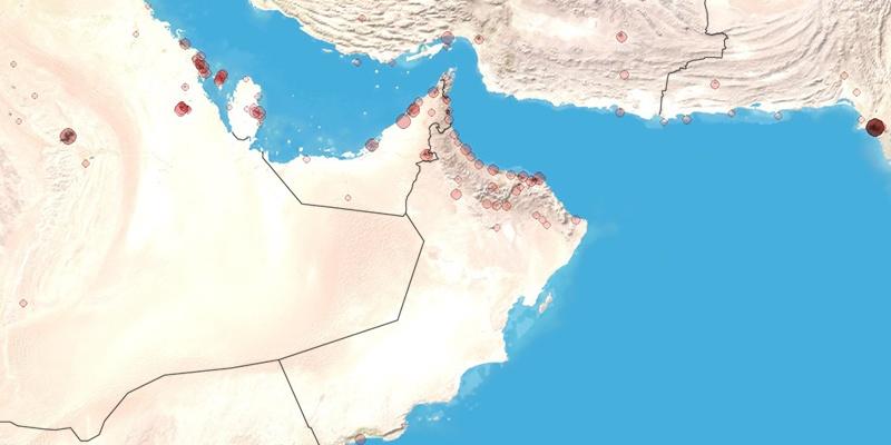 Dubai Populație