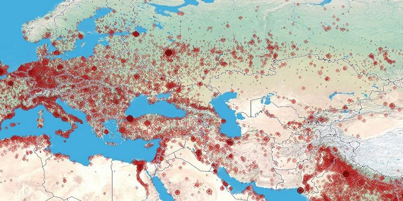 Lituania Populație