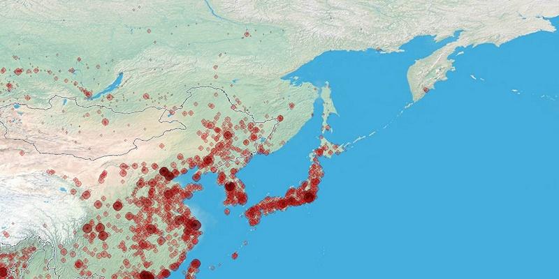 Japonia Populație